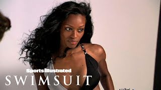 Oakland Raiders Cheerleader Tracy Burns Will Put Some Pep In Your Step | Sports Illustrated Swimsuit