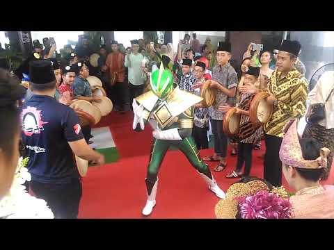 The Big Day of Singapore MMPR Red Ranger Superfan, Mohd Arifin.