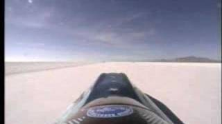Automobile Land Speed World Record (Full Video)