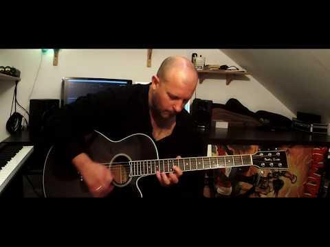 Jump Van Halen Acoustic Solo Youtube