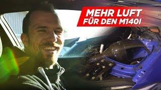 Mehr Luft für den BMW M140i - Eventuri Carbon Ansaugung BBM Motorsport