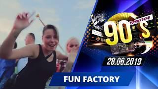 90's SUPERSTARS FESTIVAL 2019 - ENERGYLANDIA - 28.06.2019