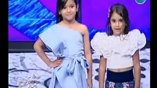 مصممة أزياء ملابس أطفال تكشف عن أول فاشون عالهواء خاص لـ أحدث صيحات ملابس الأطفال