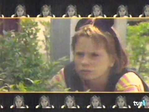 La ratita negra (1992) Cabecera. Serie infantil emitida por TVE