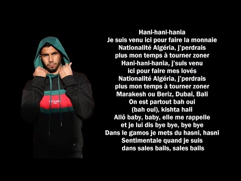 Download Anas - Hania (Paroles/Lyrics)