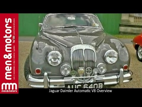 Jaguar Daimler Automatic V8 Overview