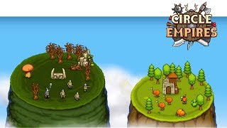 Taking Over the World One Circle at a Time! - Circle Empires Gameplay