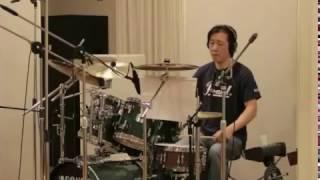 국내 최정상 드럼 세션 강수호님 녹음 영상 를(LEL) - 아른거린다