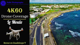 4K60 Drone Coverage | Return to Le Moule, Guadeloupe 🛣