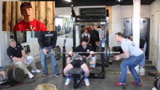 Jake Schellenschlager | 15yo IPA Power Bowl, National and World Power Lifting Records
