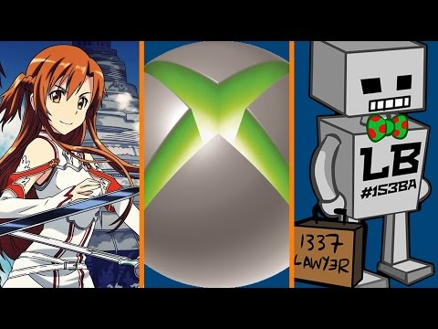 REAL Sword Art Online + Xbox Live Under Attack? + Robot Lawyers - The Know