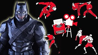Batman vs Superman Fight Scene Breakdown