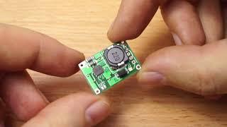 Зарядка для 1S/2S Li-ion батарей TP5100