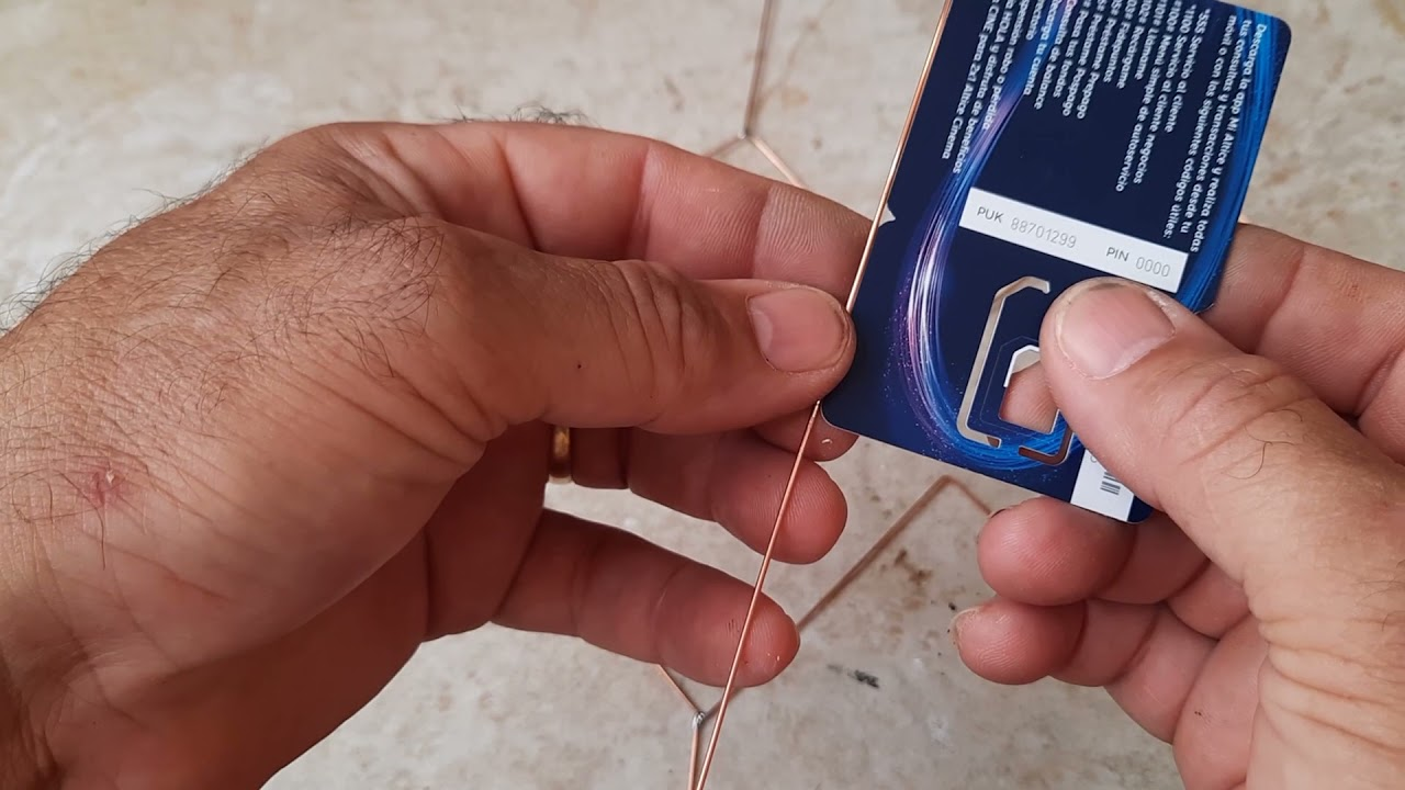 FOR YOU!! SIM card FOR FREE TV ANTENNA HOW TO DO IT?