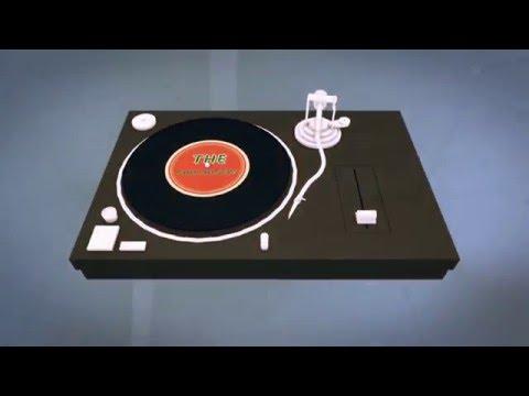Футаж для начала фильма  Музыка