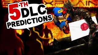 Who's the 5th DLC Smash Bros. Ultimate character?! - PREDICTIONS Discussion
