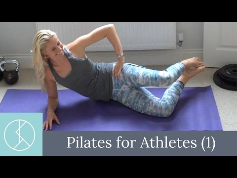 Power Pilates for Athletes Part One: Abs and Glutes