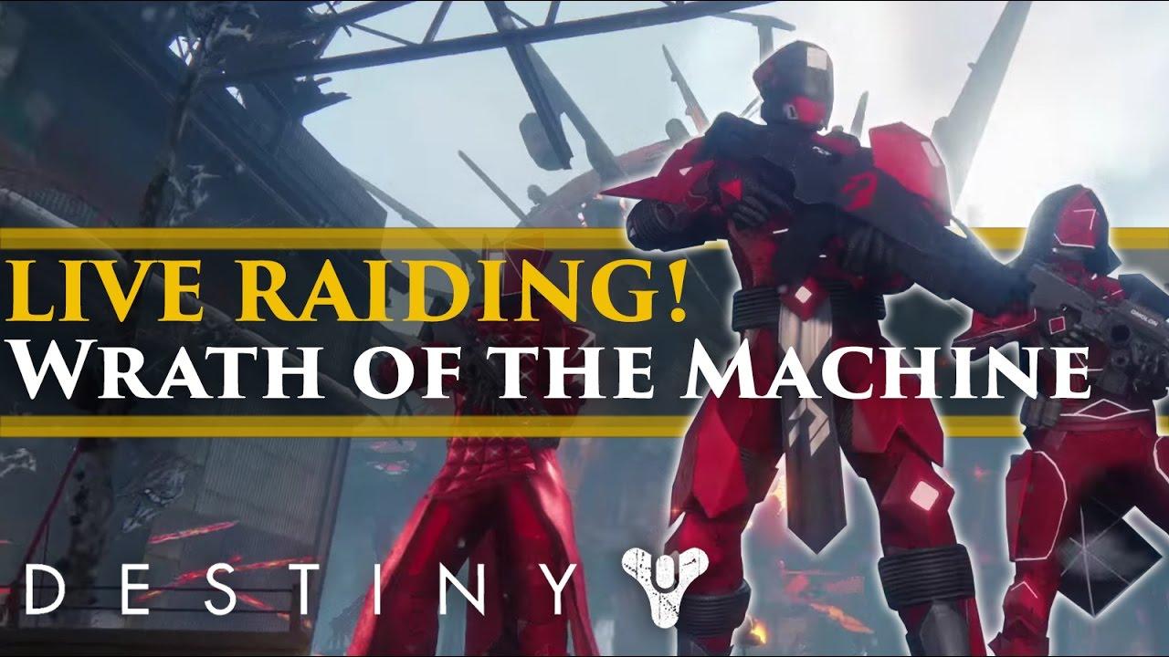destiny wrath of the machine loot