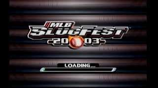 Friend VS Friend: MLB Slugfest 2003! WTF Is Wrong With This Game?