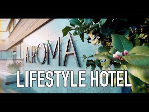 A Roma Lifestyle Hotel Rome Room Tour