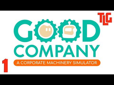 Прохождение игры Good Company. Часть 1. TimeLapse Game |