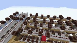 Wintergatan - Marble Machine (1.12 Minecraft Cover)