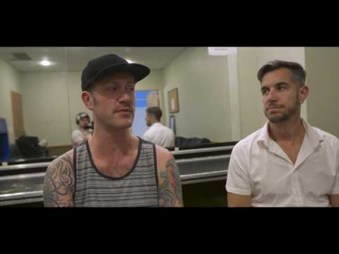 P-Nut & Nick Hexum of 311 chat with Donny Fandango in St. Louis
