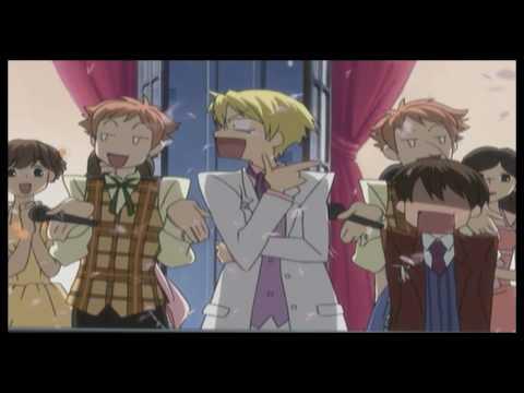 Haruhi's First Kiss