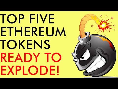 TOP 5 ALTCOINS ON ETHEREUM READY TO EXPLODE IN 2020 – (Best Crypto Investments?)