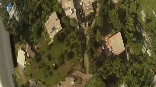 Aerial View Murree Pakistan Beautiful Extremely Impressive And Attractive