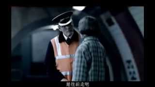 The most touching commercial, 2013. Mind the gap, London.