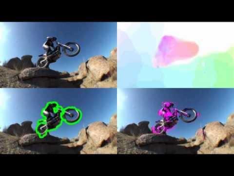 Fast object segmentation in unconstrained video (ICCV 2013)