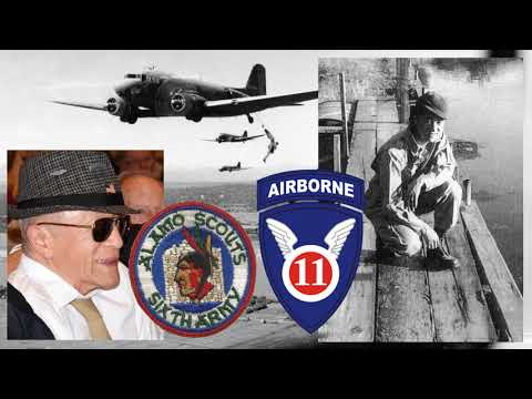 Sgt. Terry Santos Interview - 11th Airborne Division, Alamo Scout, WWII Veteran, Los Baños raider