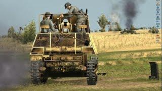 Стратегия - Симулятор про Вторую Мировую Войну на ПК ! Graviteam Tactics Mius-Front