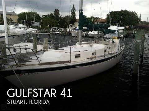 Used 1974 Gulfstar 41 for sale in Stuart, Florida