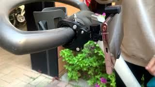 마켓원정대 런닝머신 유모차 자전거 휴대폰 거치대 스탠딩…