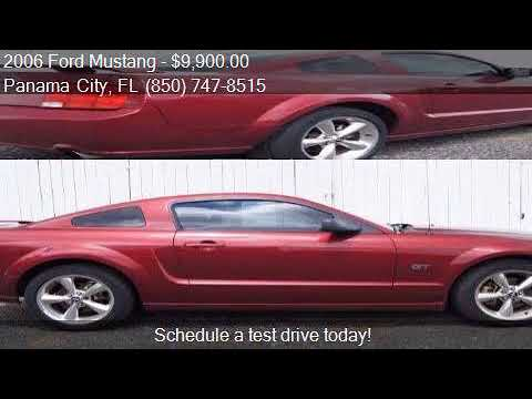 2006 Ford Mustang GT Premium 2dr Fastback for sale in Panama