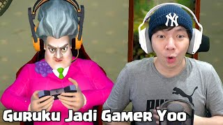 Guruku Mau Jadi Gamer - Scary Teacher 3D Indonesia