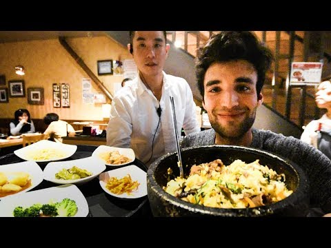 The KOREAN FOOD CHALLENGE in NYC!