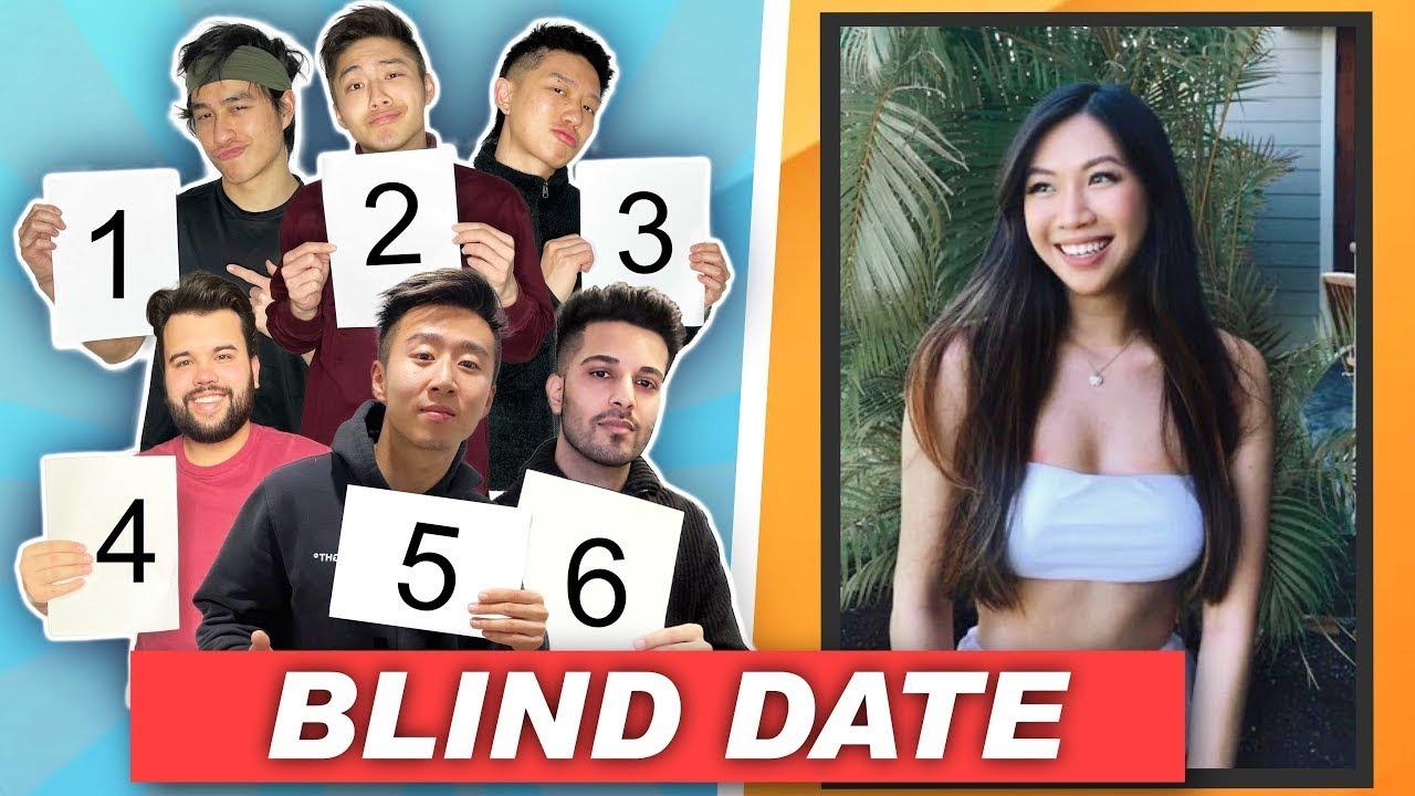 Dating mit einem blinden mädchen