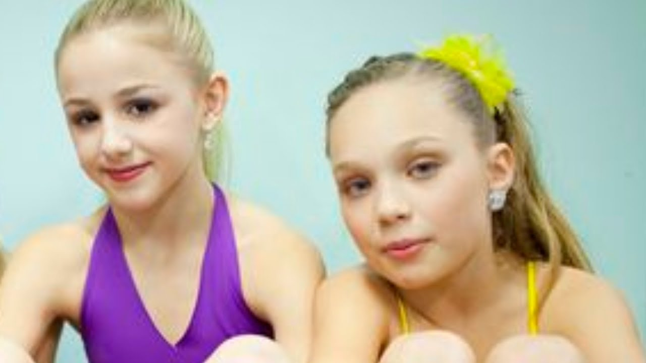 What The Original Cast Of Dance Moms Looks Like Now Youtube