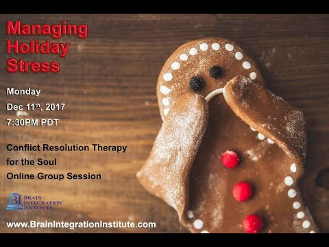 Managing Holiday Stress with Advanced Energy Healing