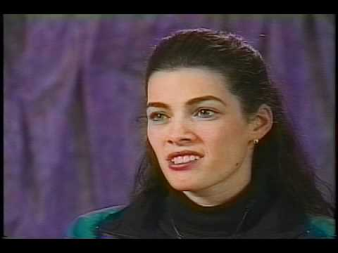 Interview with Nancy Kerrigan - 1994 United States Figure Skating Championships