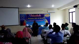Senam Alquran bersama Ustadzah Muthoyyanah Dari Cilegon