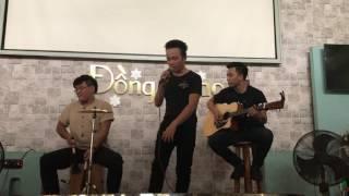Lạc Trôi - Sơn Tùng MTP | Cover by Marguerite band ft Bi Cajon