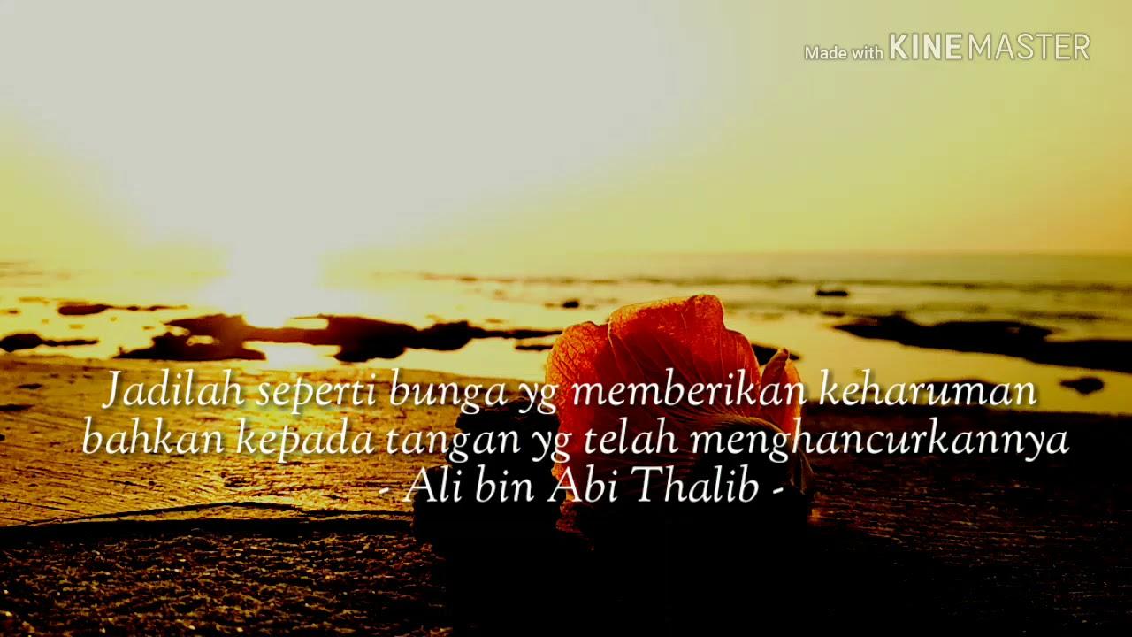 Kata Mutiara Islam Ali Bin Abi Thalib 03