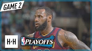 Cleveland Cavaliers vs Boston Celtics - Game 2 - Highlights | May 15, 2018 | 2018 NBA Playoffs