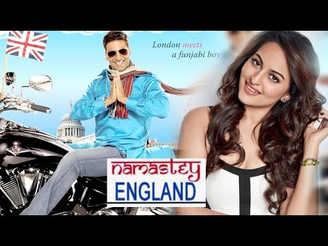 Akshay Kumar To Romance Sonakshi Sinha In Namastey England  Upcoming Bollywood Movie 2016