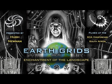 Hugh Newman: Earth Grids & the Enchantment of the Landscape