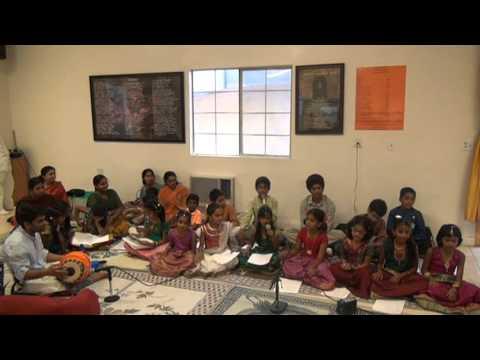 Ara Neri School Pasadena - Navarathri Musical Performance